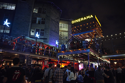 Dinerama High Res - Scott Grummett