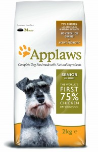 pack design for dog food