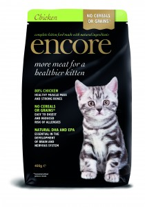 new product launch for cat food